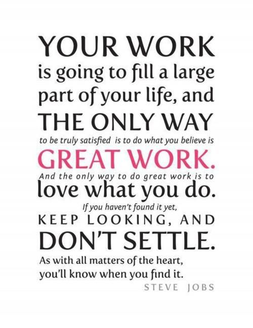 Will Work forHappiness